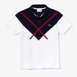 Lacoste Piqué Polo Shirt Boys
